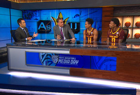 2018 Pac-12 men's & women's basketball media days this week on Pac-12 Network