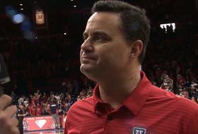 Arizona's Sean Miller on getting back to McKale: 'It feels great'
