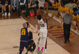 Recap: Arizona State men's basketball cruises to four-game win streak with comeback victory over Cal
