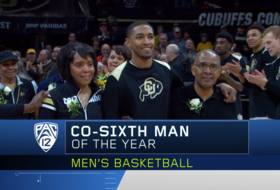 Colorado's Dominique Collier named Pac-12 Men's Basketball Co-Sixth Man of the Year