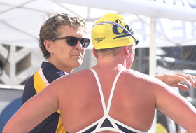 Cal women's swimming head coach Teri McKeever reflects on the impact technological advances have on the sport