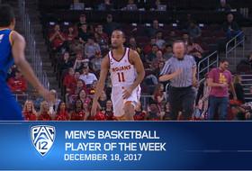 USC's Jordan McLaughlin named Pac-12 Men's Basketball Player of the Week