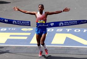 Boston Marathon 2014: Meb Keflezighi, UCLA alum, wins men's marathon