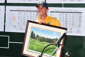 Cal's Homa makes parents proud at Pac-12 Men's Golf Championships