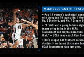 Michelle Smith WBB Feature: 12 Pac-12 non-conference games to watch