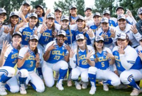 Arizona, UCLA and Washington punch tickets to Women's College World Series