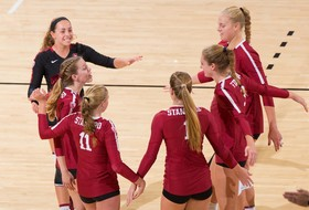 No. 2 Stanford leads six ranked Pac-12 volleyball teams