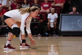 Six Pac-12 volleyball teams ranked as Stanford extends lead