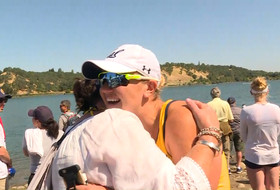 2018 Pac-12 Rowing Championships: Cal's Hunter Deuel on spending Mother's Day with her mom, Gretchen: 'It means the world'