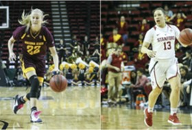 Michelle Smith Feature: Previewing Stanford v Arizona State Pac-12 WBB Tournament semifinal game