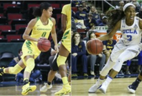 Michelle Smith Feature: Previewing Oregon v UCLA Pac-12 WBB Tournament semifinal game