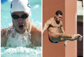 Arizona's Cordes and Quintero named Pac-12 Swimmer and Diver of the month