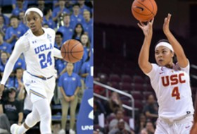 Michelle Smith Feature: Let's call this an L.A. story featuring UCLA and USC women's basketball