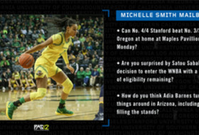 Michelle Smith WBB Notebook: It's Mailbag time again