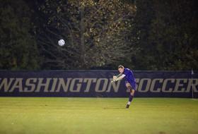 <p>Washington men's soccer Spencer Richey</p>