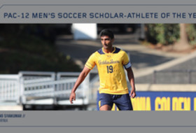 Sivakumar named Pac-12 Men's Soccer Scholar-Athlete of the Year