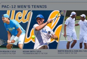 Pac-12 announces men's tennis 2018 All-Conference honors