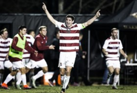 Stanford men's soccer advances to the College Cup