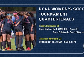 Stanford and UCLA advance to NCAA Women's Soccer Quarterfinals