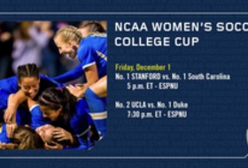Pac-12 Teams Represent Half of NCAA Women's College Cup Field