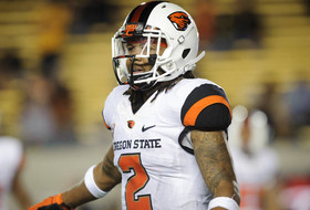 Steven Nelson picks off another San Diego State pass