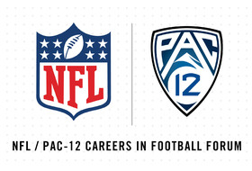 Student-Athletes Attend NFL / Pac-12 Careers in Football Forum