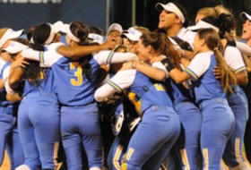 Pac-12 Softball accounts for half of the Women's College World Series field