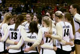 Pac-12 women's volleyball scores for Saturday, Sept. 14