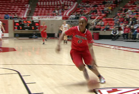 Arizona's Whyte makes program history with triple-double
