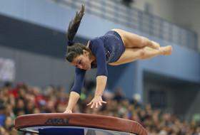 Halfway to Pac-12 gymnastics championships