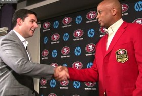 49ers honor Pac-12 Networks' Ronnie Lott
