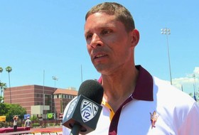 Dan O'Brien Interview on level of competition in the Pac-12