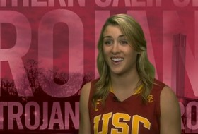 Inside the Paint: USC's Christina Marinacci