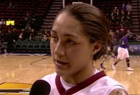Lia Galdeira talks tourney win over ASU