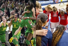 Oregon, Arizona Deep in Women's Basketball Postseason; Ducks Headed to NCAA Final Four