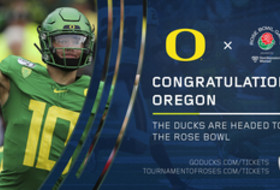 Seven Pac-12 Football teams headed to the postseason, Conference champion Oregon Rose Bowl bound