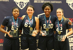 Three Pac-12 teams represent at USA Basketball Women's 3x3 National Championship