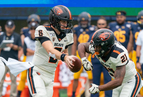 2019 Football in 60: Oregon State at California