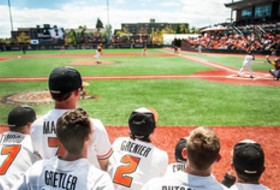 Oregon State advances to the College World Series
