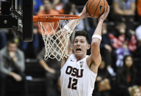 Oregon State Drew Eubanks
