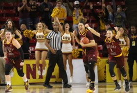 League-record tying five Pac-12 women's basketball teams advance to NCAA Sweet 16