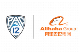 Pac-12 Alibaba Group lock up