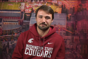 Washington State quarterback Gardner Minshew II on working with Mike Leach: 'This offense is so much fun'