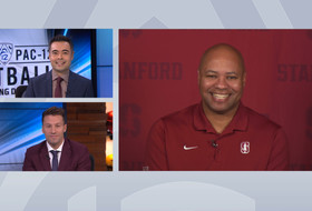 Stanford football head coach David Shaw talks about the 'physicality' of his new recruiting class