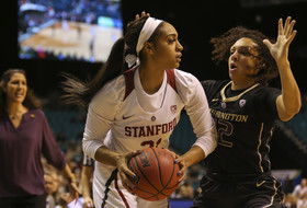 2019 Pac-12 Women's Basketball Tournament: Stanford ends No. 11 Washington's magical run, setting up Pac-12 title game rematch with Oregon