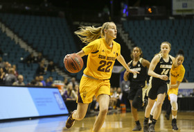 2019 Pac-12 Women's Basketball Tournament: ASU wins first round game over Colorado behind Courtney Ekmark's big second half