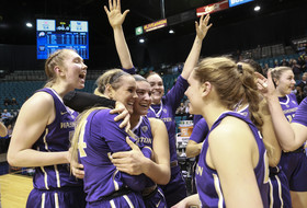 2019 Pac-12 Women's Basketball Tournament: No. 11 Washington storms past No. 6 Utah for first upset in Las Vegas
