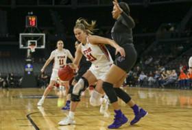 #8 Utah defeats #9 Washington in Game 2 of 2020 Women's Basketball Tournament