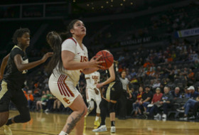 #7 USC defeats #10 Colorado in Game 3 of 2020 Women's Basketball Tournament
