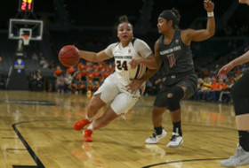 #6 Oregon State defeats #11 Washington State in Game 4 of 2020 Women's Basketball Tournament